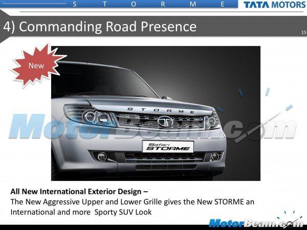 2015 Tata Safari facelift Brochure (7)