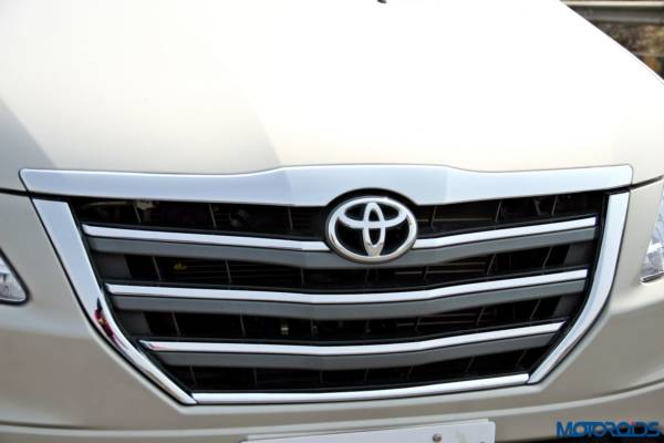 2015 toyota Innova front grille(31)
