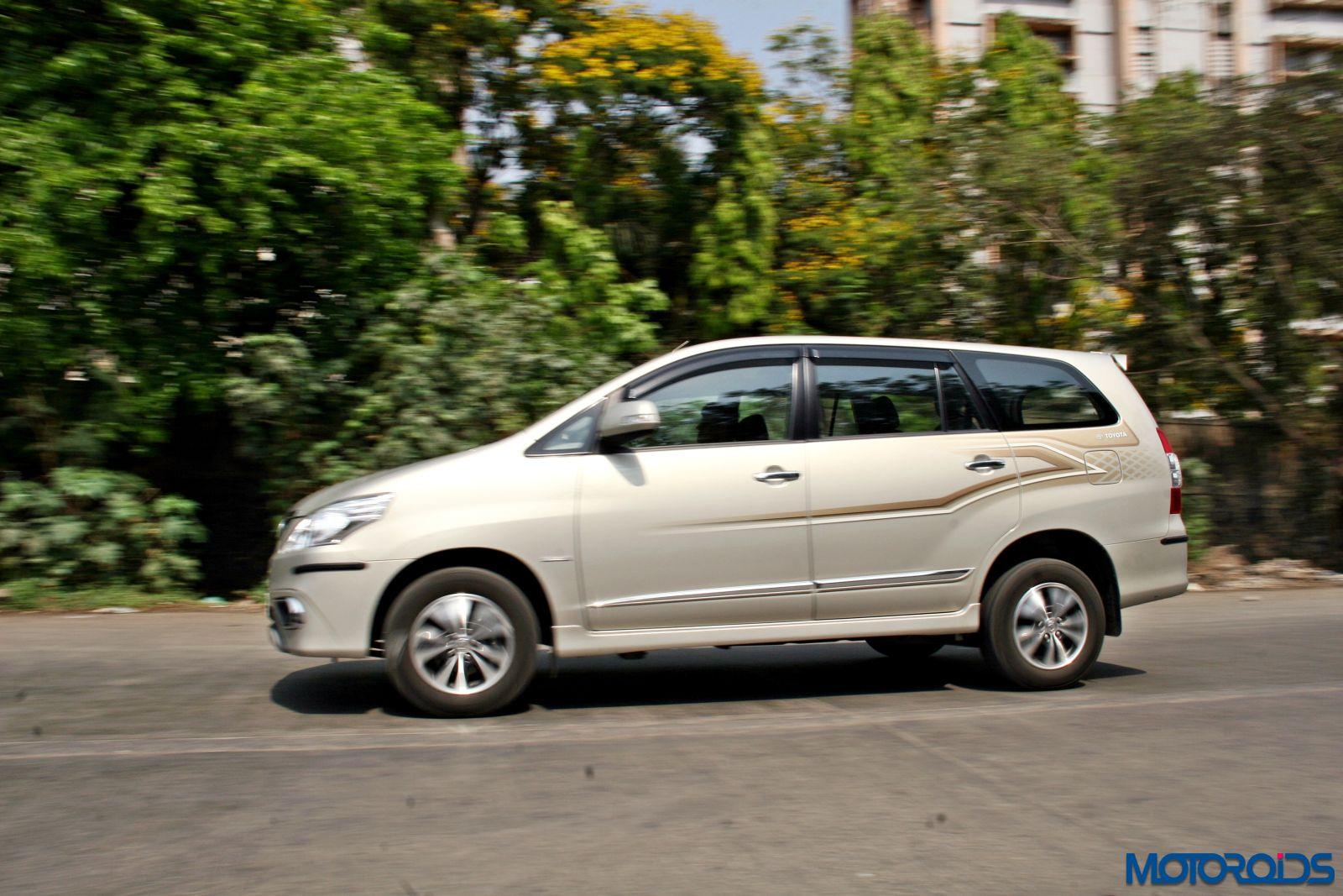 Toyota innova new model 2015