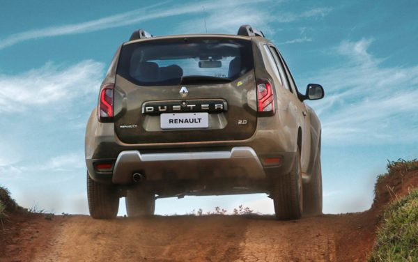 2016 Renault Duster face-lift (1)