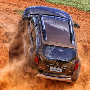 2016 Renault Duster Launched in Brazil | Motoroids