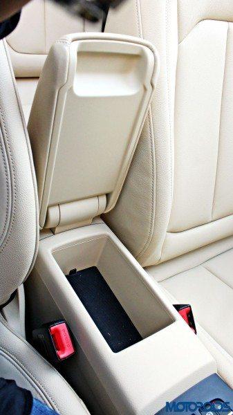 Audi A3 Cabriolet Central Armrest (2)