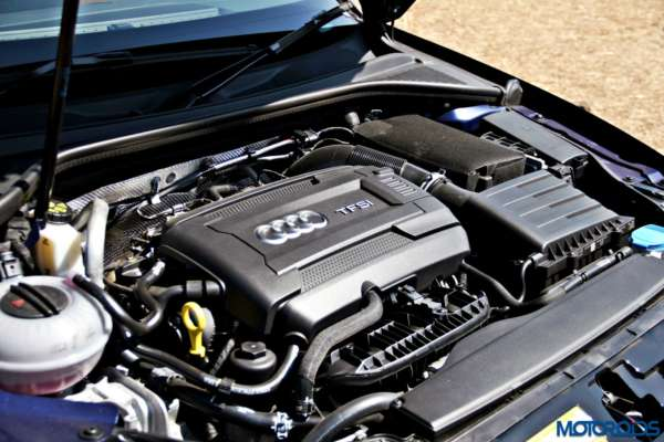 Audi A3 Cabriolet Engine (2)