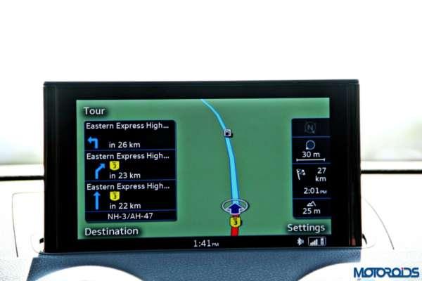 Audi A3 Cabriolet Review Navigation (1)