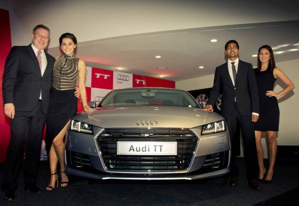 Audi Madurai Showroom