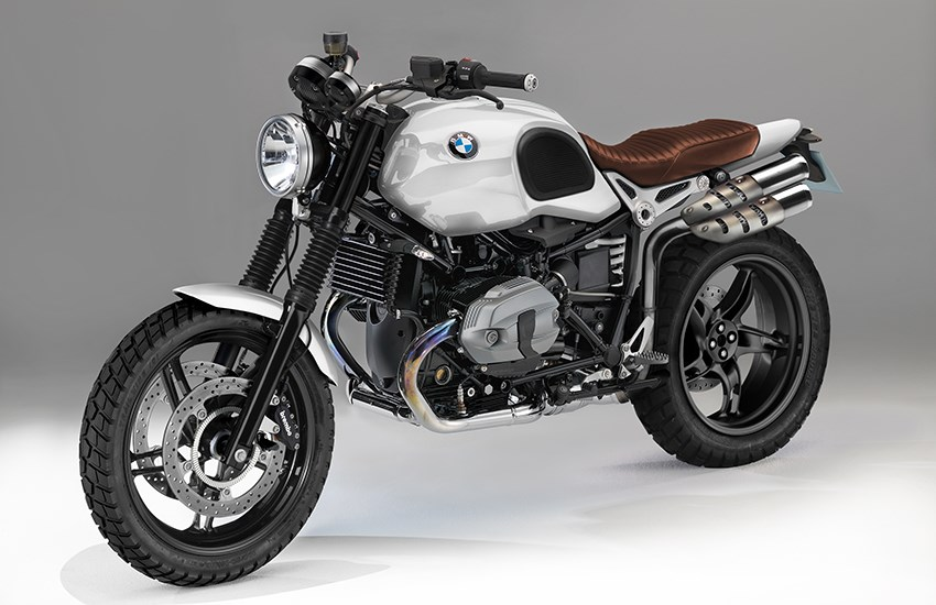 Top BMW readying its own Scrambler and Cafe Racer based on R nineT  LT19