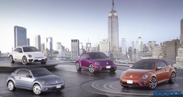Volkswagen Beetle Concept-Cars
