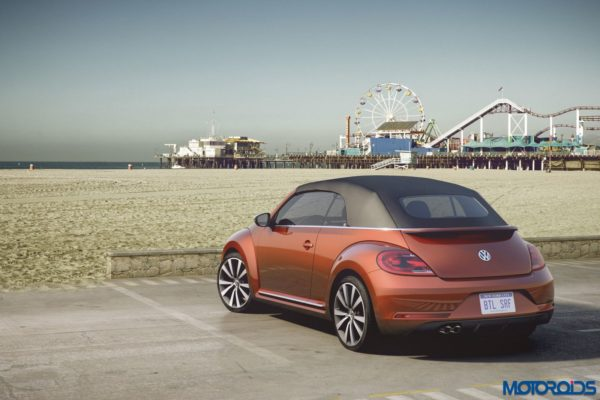 Volkswagen Studie Beetle Cabriolet Wave
