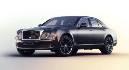 Bentley Mulsanne Speed 'Blue Train' (1)