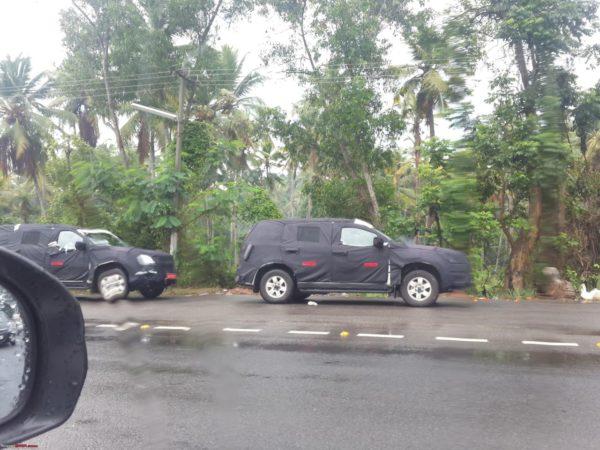 Chevrolet Trailblazer Spied - 3