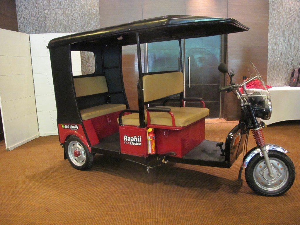 E Rickshaw - Raahii by Hero Electric (2)