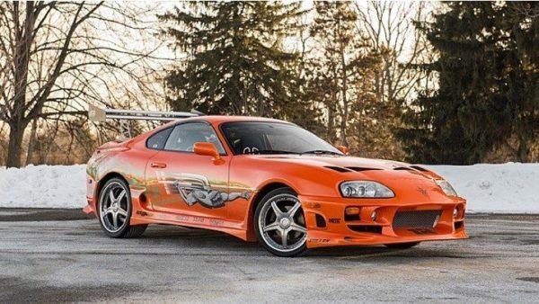 Fast and Furious Toyota Supra (1)