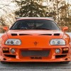 Paul Walker driven Fast and Furious Toyota Supra Stunt Car to go under the hammer