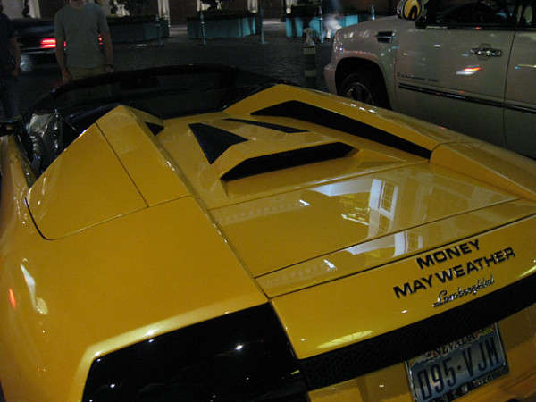 Floyd Mayweather Car Collection (10)