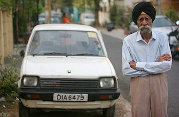 Harpal singh and his 800