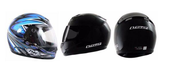 Helmet Collage