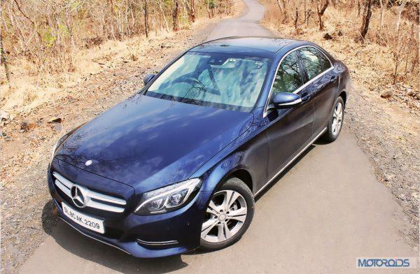 2015 Mercedes-Benz C220 CDI (1)