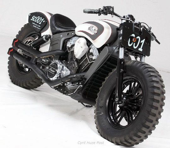 Indian Scout Offroader