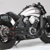 Stout Scout: The Indian Scout Offroader custom