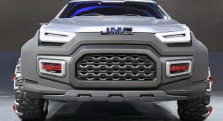 JMC Yuhu Concept at Shanghai Auto Expo - 5