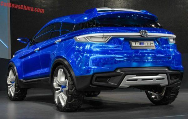 Jiangling Yusheng S330 Concept (5)