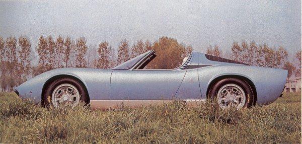 1968 Lamborghini Miura Roadster (1)