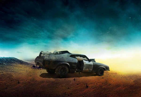 Mad Max Fury Road - Interceptor