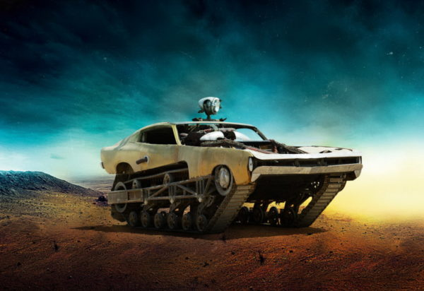 Mad Max Fury Road - Peacemaker