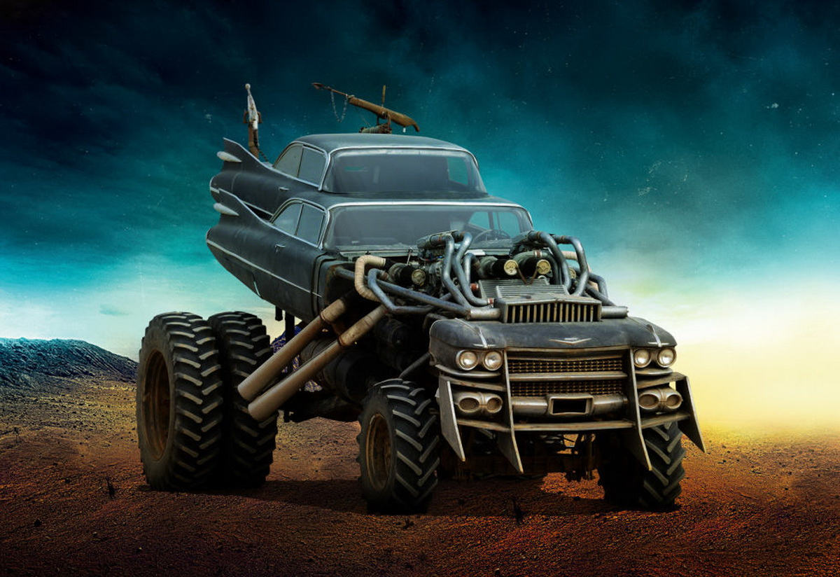 Mad Max Fury Road - The Gigahorse