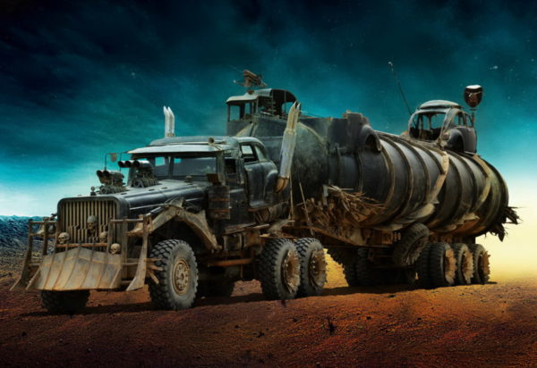 Mad Max Fury Road - The War Rig