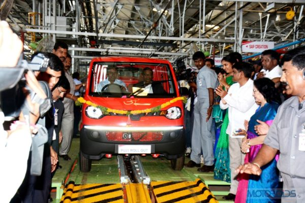 Mahindra inaugurates extended automotive (2)