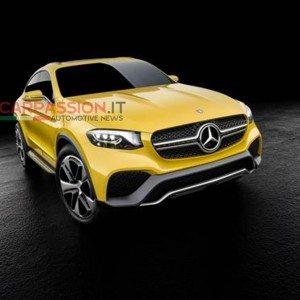 Mercedes-Benz GLC Coupe Concept (1)