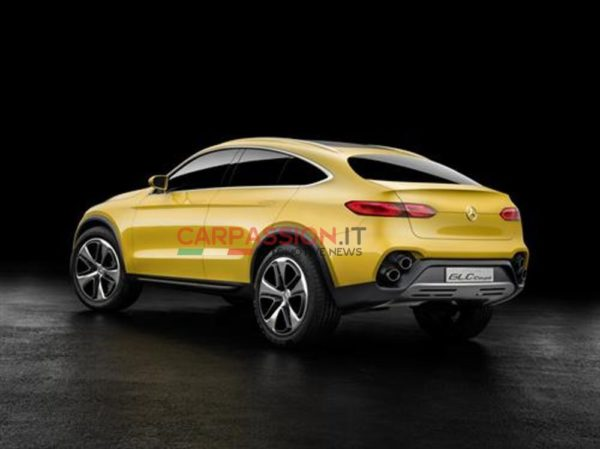 Mercedes-Benz GLC Coupe Concept (2)