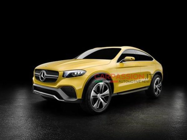 Mercedes-Benz GLC Coupe Concept (3)