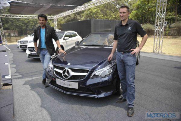 Mercedes-Benz India at Luxdedrive Mumbai (1)