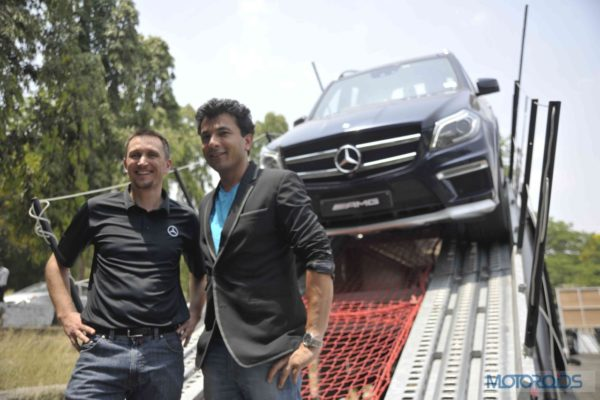 Mercedes-Benz India at Luxdedrive Mumbai (3)