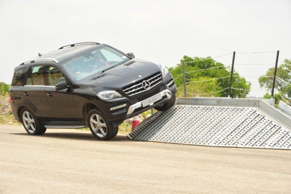 Mercedes-Benz ML-Class at LuxeDrive Bengaluru