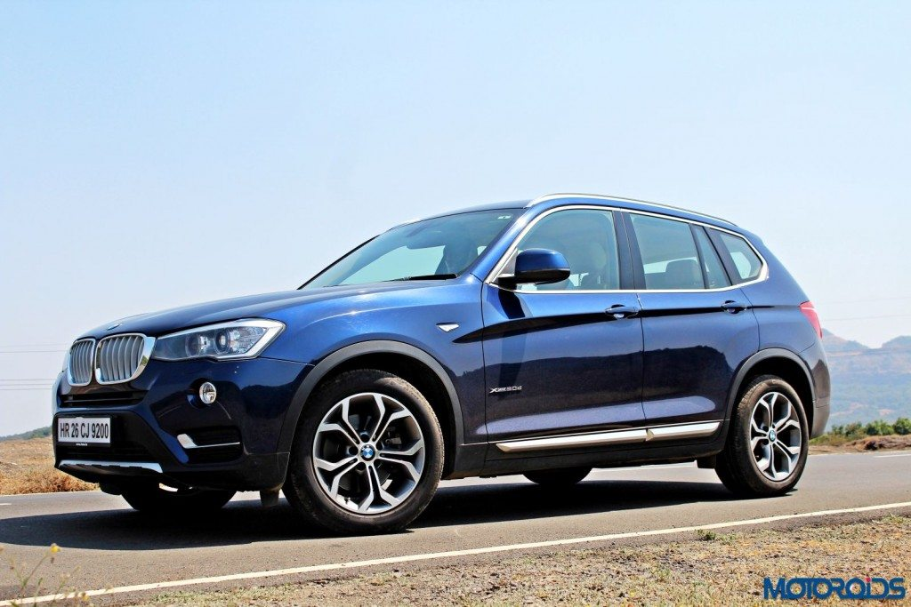 NEW bmw X3 facelift India (6)