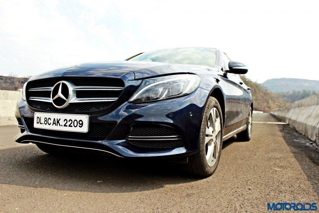 New Mercedes C 220 CDI India (24)