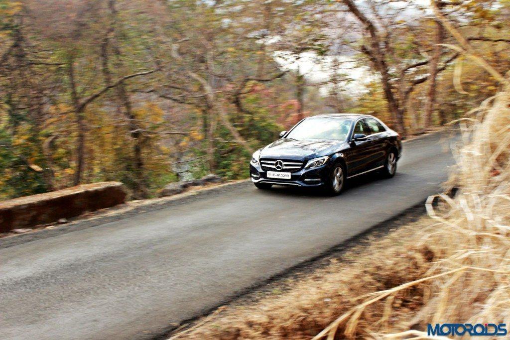 New Mercedes C 220 CDI India (32)
