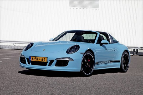 Porsche 911 Targa 4S Exclusive Edition (2)