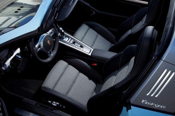Porsche 911 Targa 4S Exclusive Edition (5)