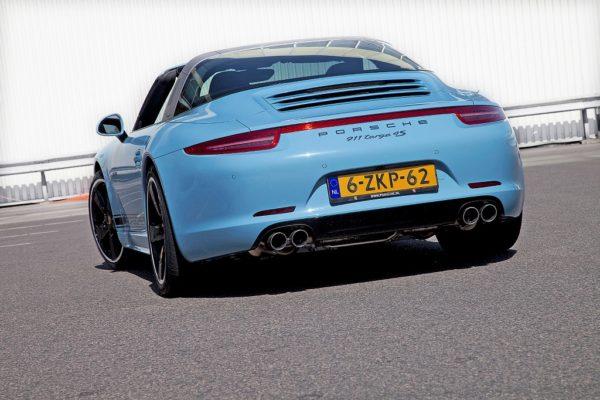 Porsche 911 Targa 4S Exclusive Edition (7)