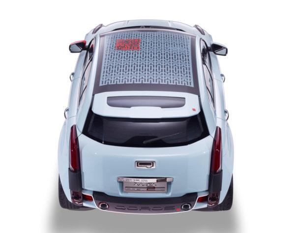 Qoros 2 SUV PHEV Concept (3)