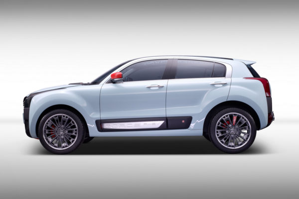 Qoros 2 SUV PHEV Concept (5)