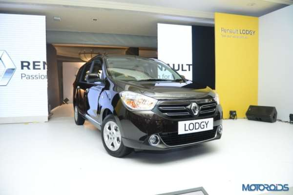 Renault Lodgy Launch (3)