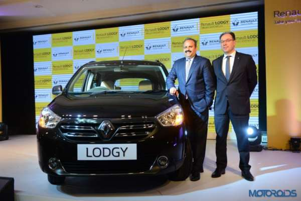 Renault Lodgy Launch (4)