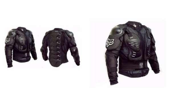 Riding armor - Collage