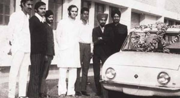 Sanjay Gandhi and Maruti (2)