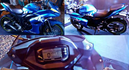 Suzuki Gixxer SF: Image gallery and all you need to know